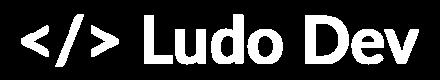 Ludo Dev - Développeur freelance